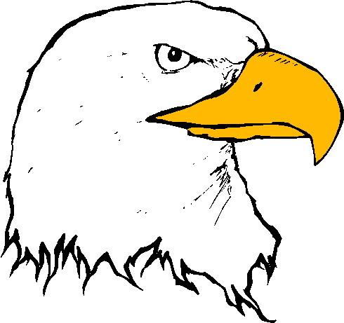 490x461 Eagle Clip Art Free