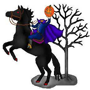 290x291 Headless Horseman Clipart