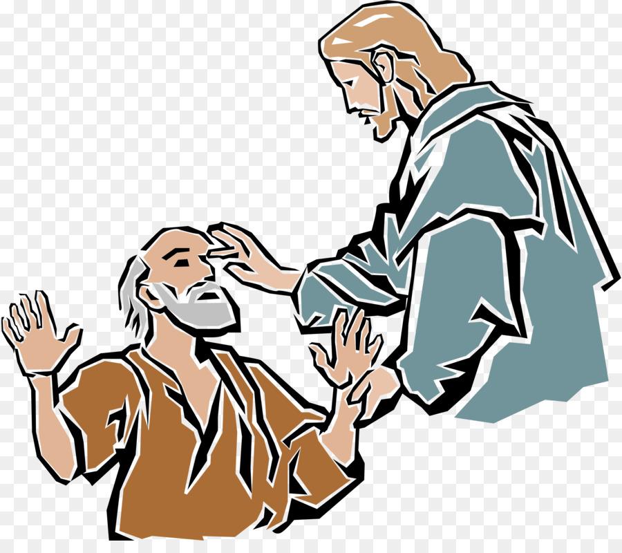 900x800 Miracles Of Jesus Healing Bible Clip Art