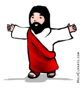 279x300 Christian Clipart Jesus