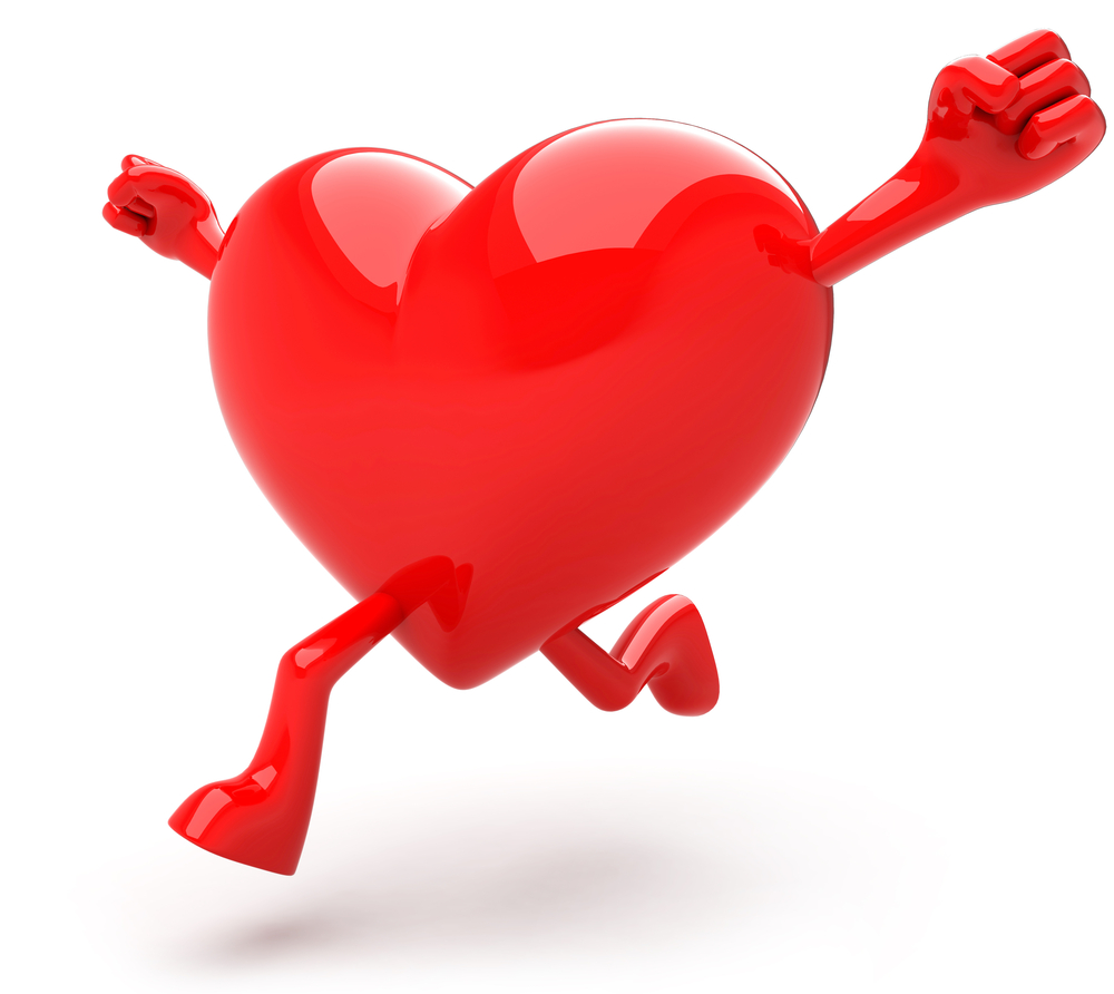 1000x892 Rate Clipart Healthy Heart 3840255