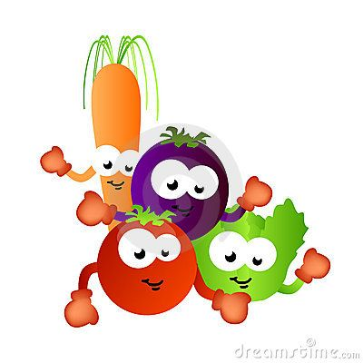400x400 Child Eating Healthy Food Clipart