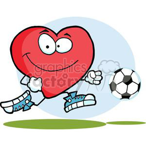 Healthy Heart Clipart