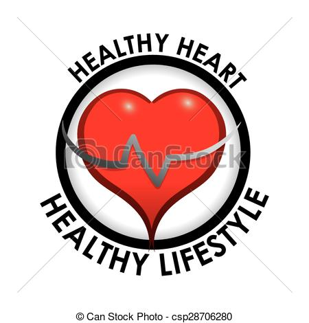 450x470 Healthy Lifestyle Design Healthy Lifestyle Over White Vector