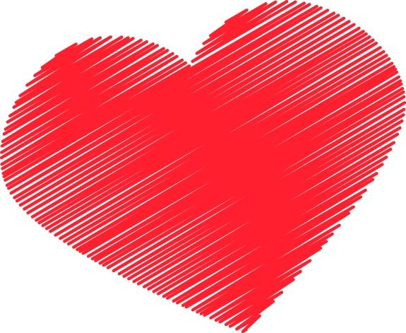 575x471 Heart Clipart Jpeg