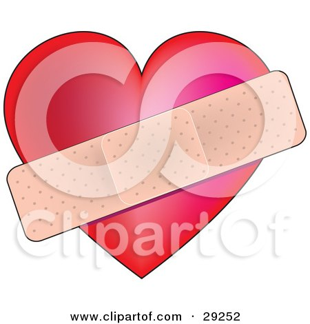 450x470 Royalty Free (Rf) Healthy Heart Clipart, Illustrations, Vector