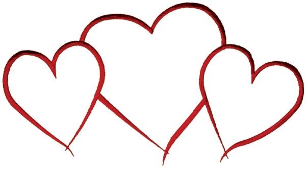 600x331 Grand Heart Clipart Clip Art Images