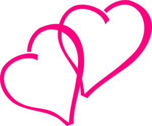 300x249 Collection Of Pink Heart Clipart Free High Quality, Free
