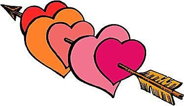 374x216 Real Heart Clipart