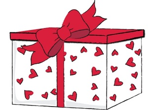 300x224 Free Gift Clipart Image 0515 0901 1416 5506 Valentine Clipart