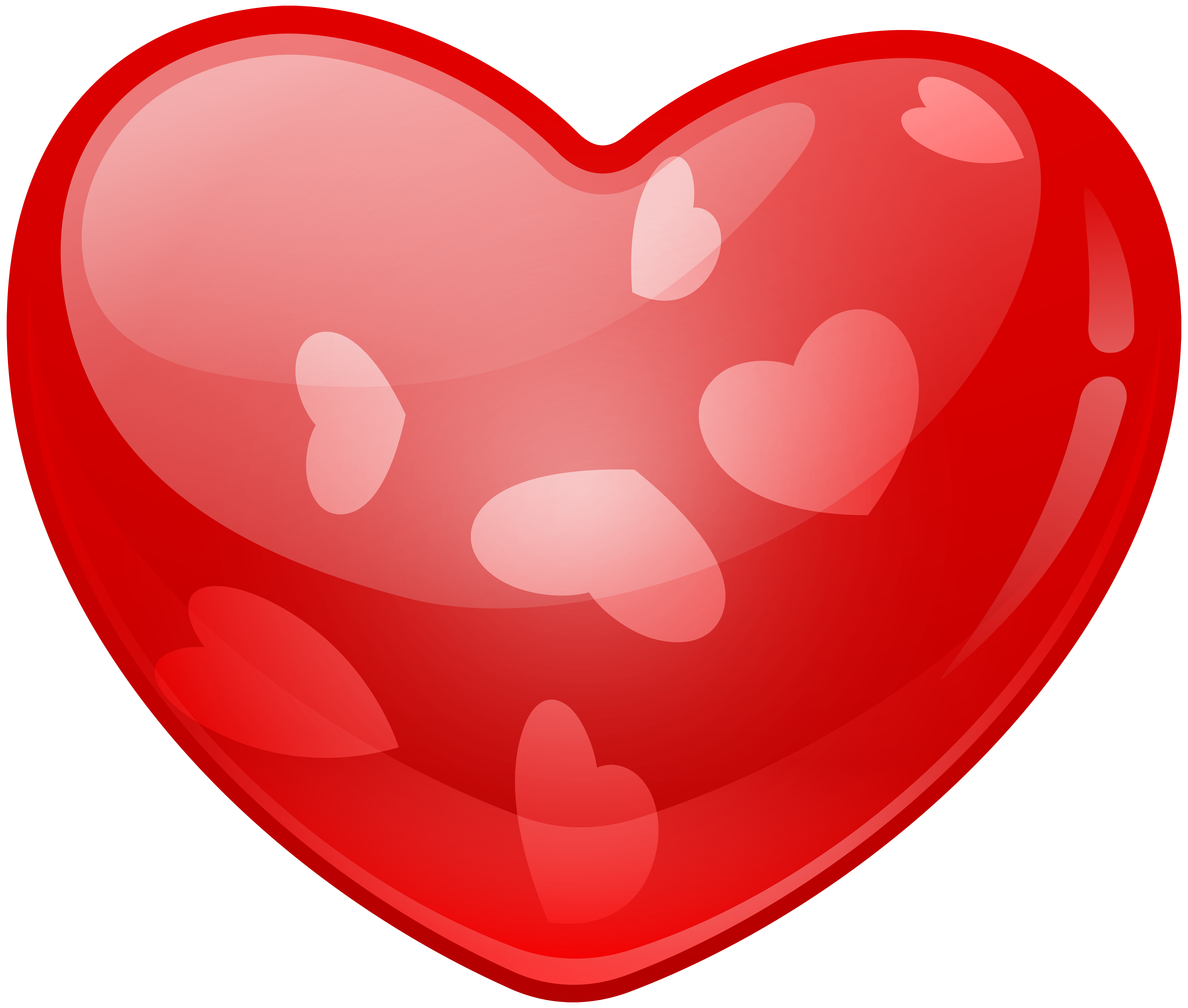 8000x6786 Heart With Hearts Png Clip Art Imageu200b Gallery Yopriceville