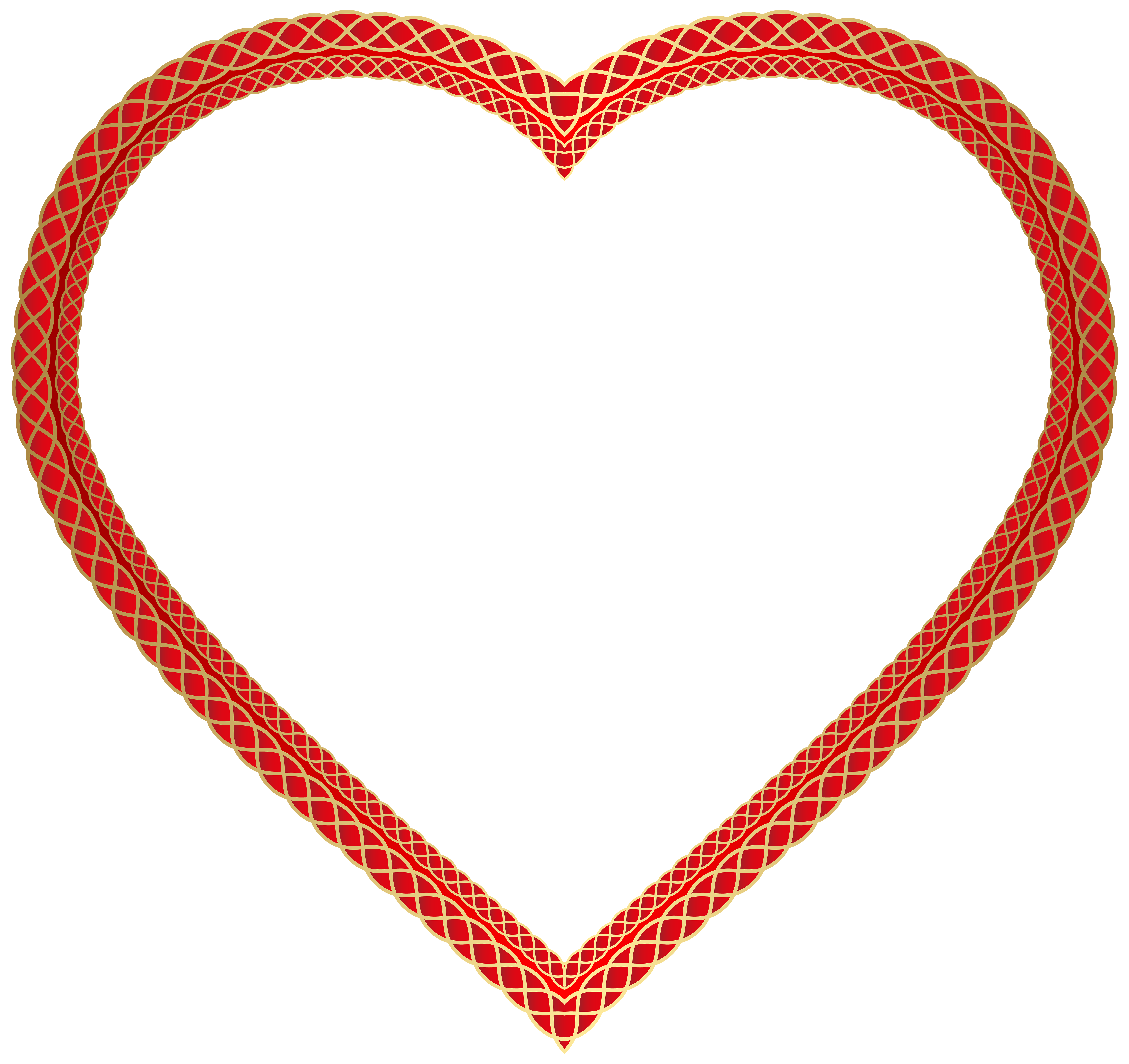 8000x7540 Transparent Heart Shape Clip Art Imageu200b Gallery Yopriceville