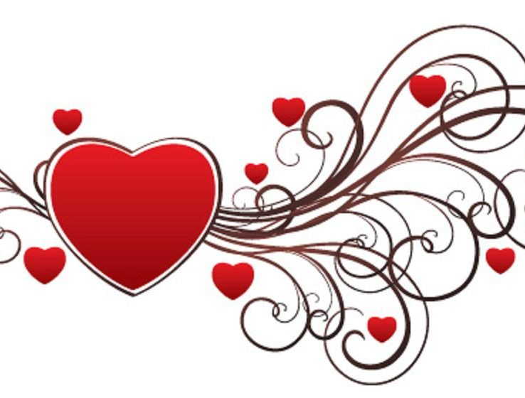 738x560 Free Valentine Heart Clipart Group