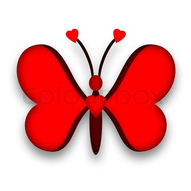 800x800 Butterfly Heart Clipart Heart Clip Art Hearts Clipart