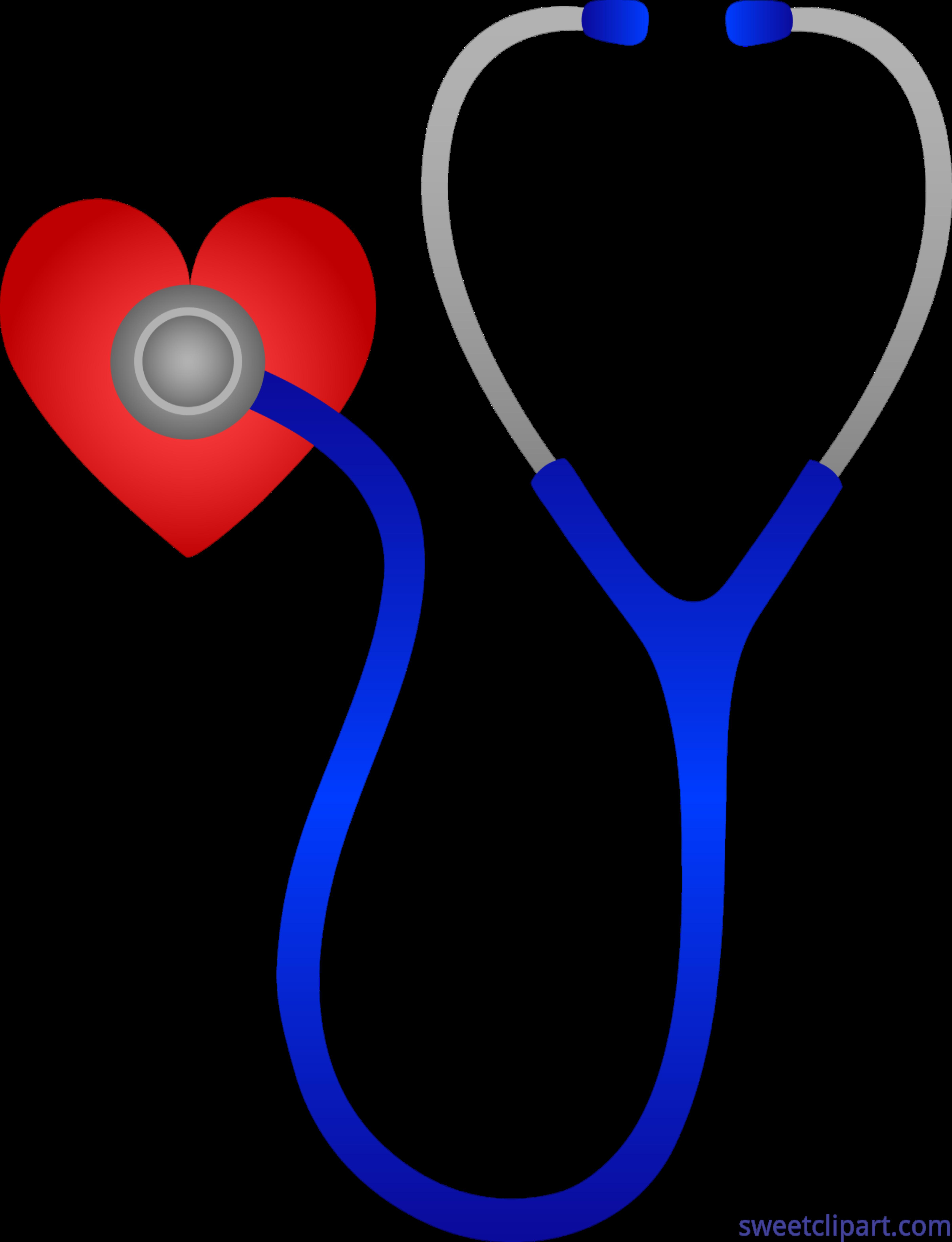 4809x6271 Clipart Heart Medical