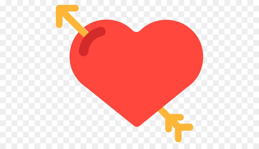 900x520 Heart Emoji Cupid Love Arrow