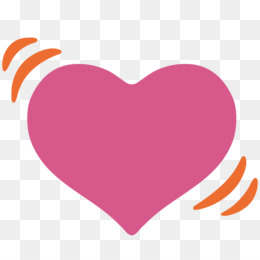 260x260 Heart Emoji Png And Psd Free Download