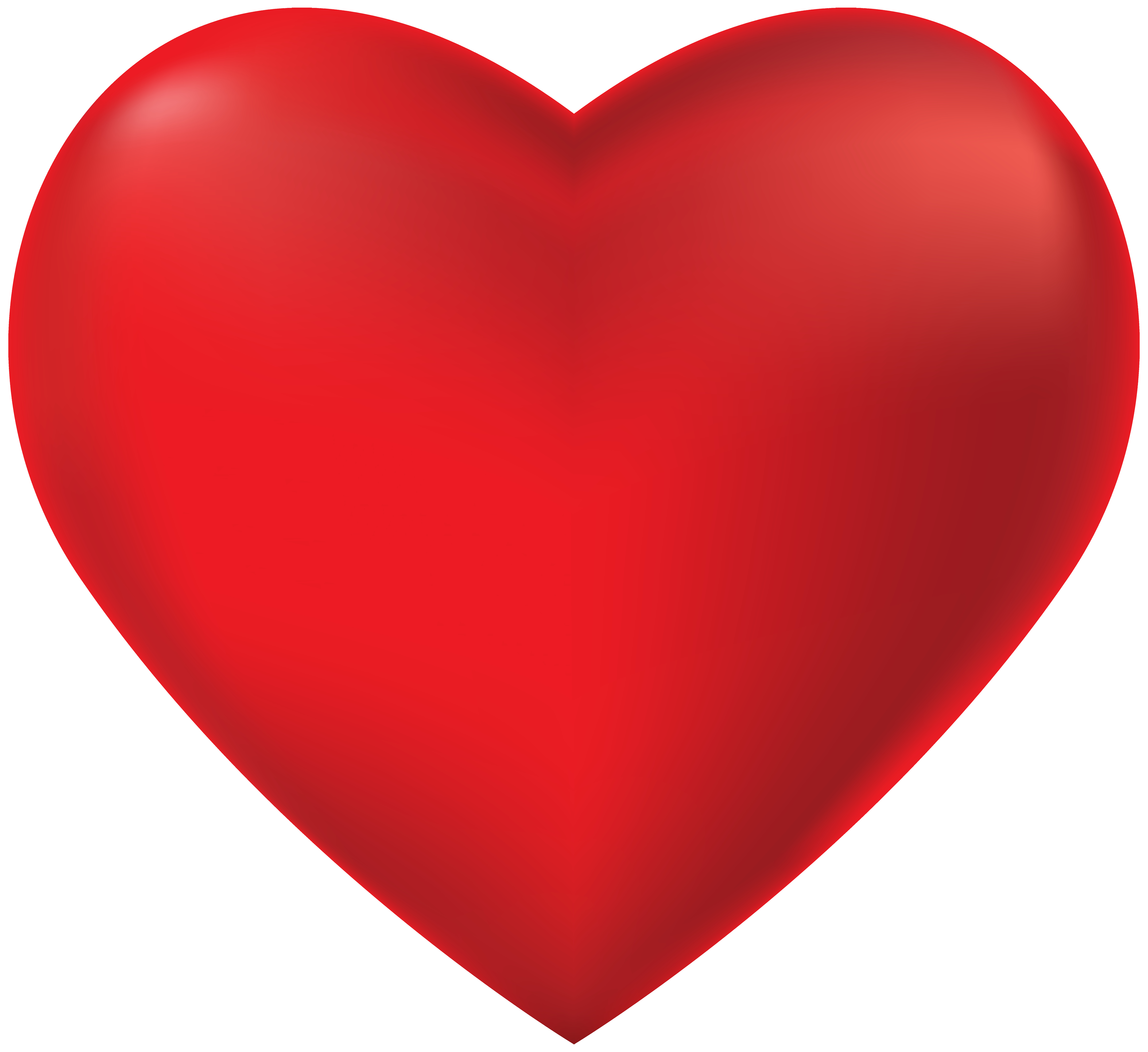 8000x7331 Red Heart Transparent Png Clip Art Gallery Yopriceville High
