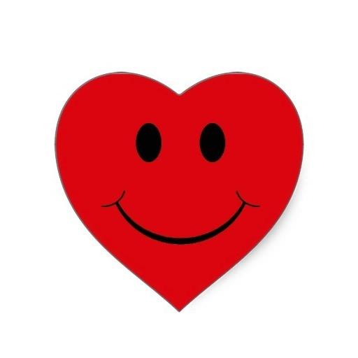 512x512 Heart Smiley Faces Clip Art World Of Example