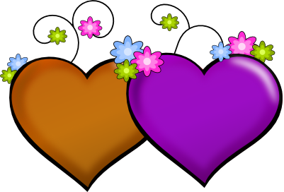401x272 beautiful animation hearts Beautiful Clipart 010911» ClipArt