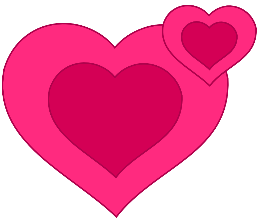 999x844 Clip Art Clip Art Hearts And Flowers