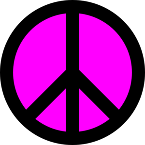300x300 Kim Peace Sign For Allison Clip Art