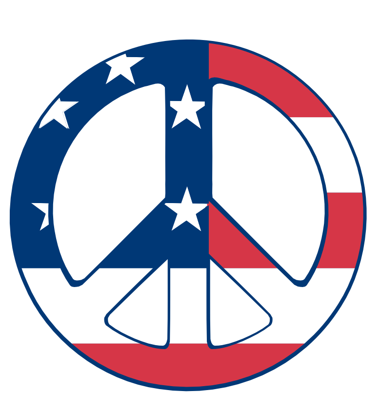 777x805 Peace Sign Clipart