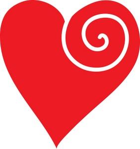 282x300 Swirly Heart Tattoo Desktop Backgrounds