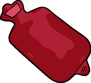 300x274 Hot Water Bottle Clip Art