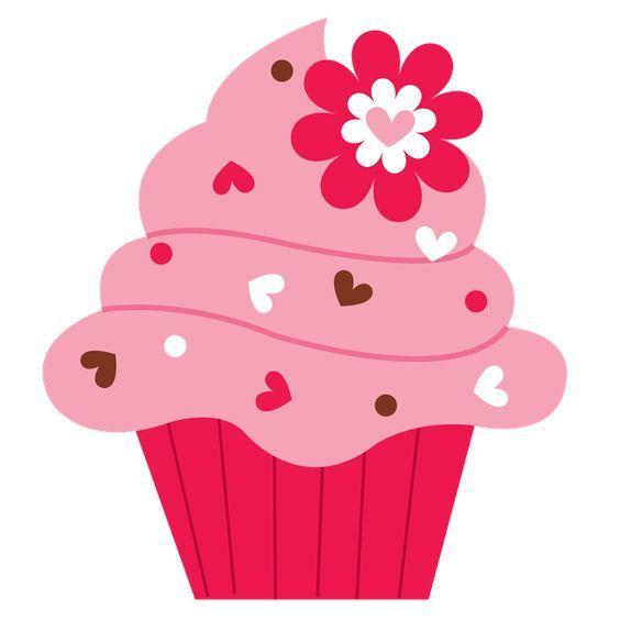 564x564 Cute Cupcake Clip Art Art Cupcakes Cupcake Art Cupcake Heaven