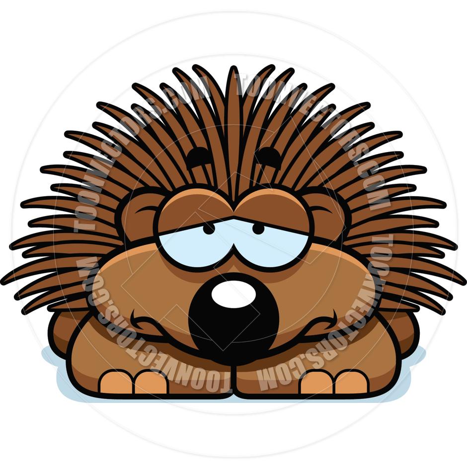 940x940 Hedgehog Clipart Sad