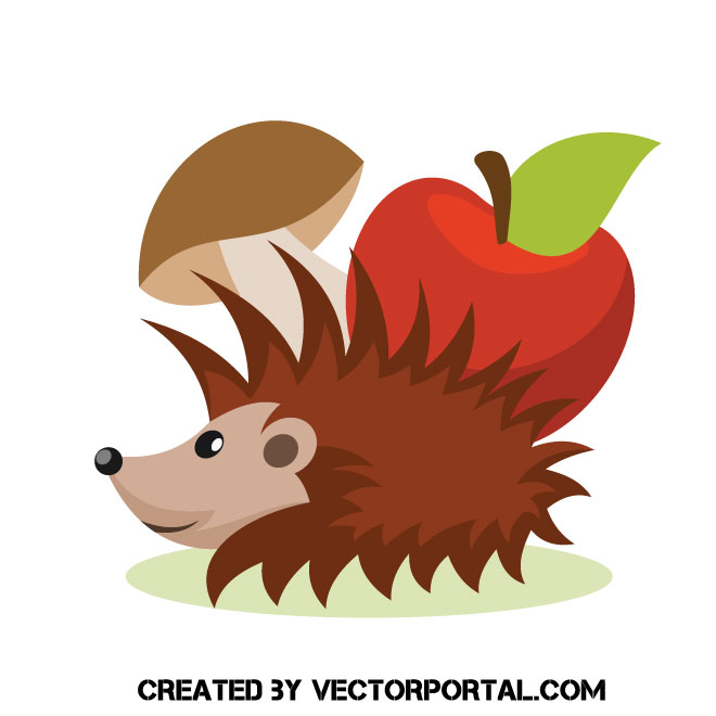 660x660 Hedgehog Icon Clip Art