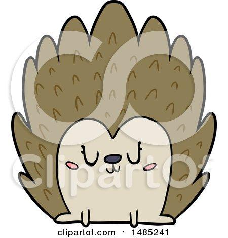 450x470 Royalty Free (Rf) Hedgehog Clipart, Illustrations, Vector Graphics