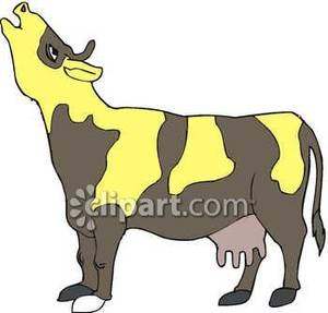 300x287 Mooing Cow