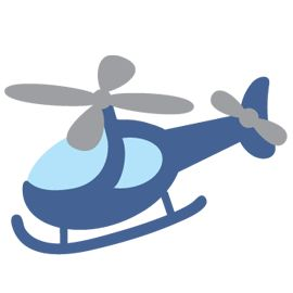 Helicopter Clipart Free