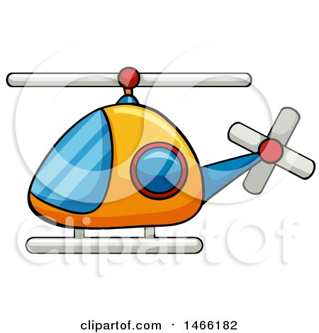 450x470 Clipart Of A Helicopter
