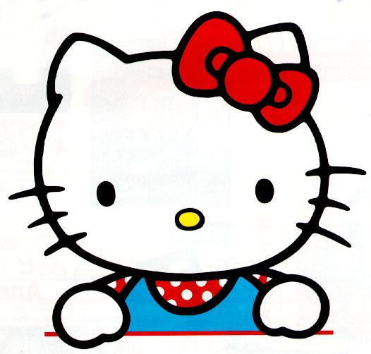 526x502 Cartoons Hello Kitty Clip Art