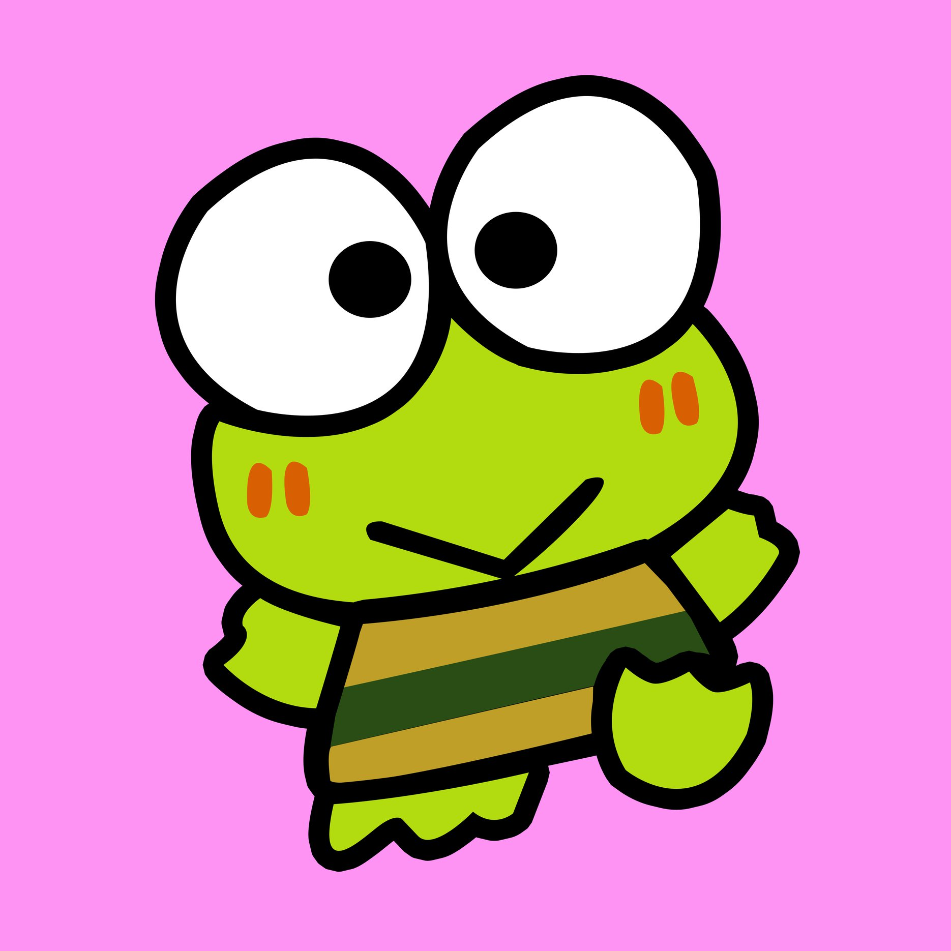 1870x1870 Frog Vector By Hdoan