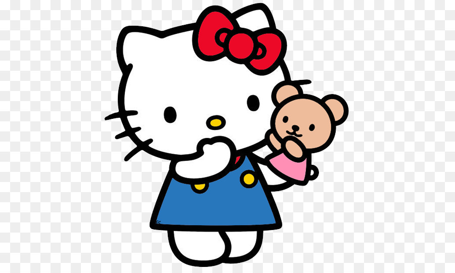 900x540 Hello Kitty Birthday Coloring Book Clip Art