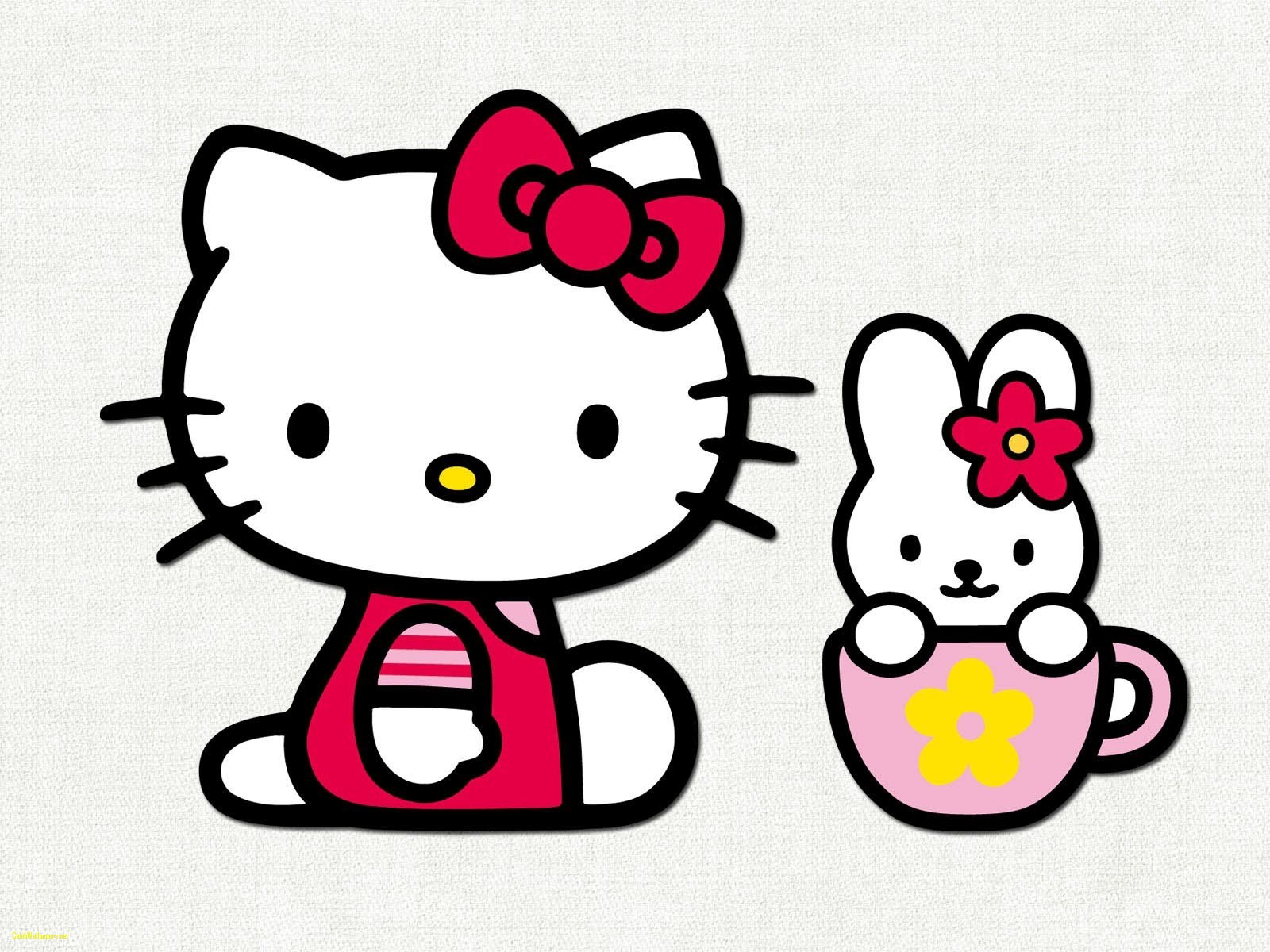 1600x1200 Hello Kitty Pictures Hello Kitty With Balloons Free Download Clip