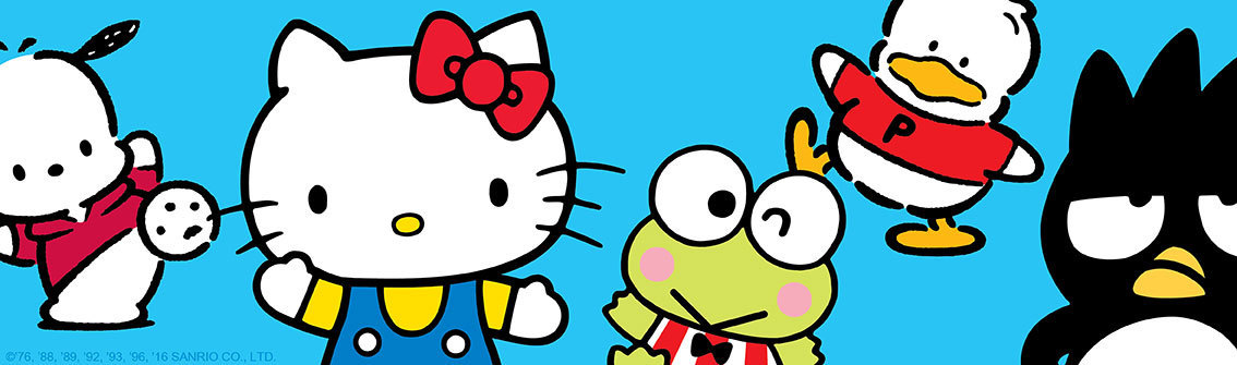 1134x335 Hello Kitty Amp Friends Exploring The Wonderful World Of Sanrio