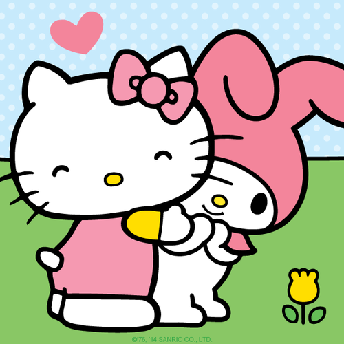 500x500 Hello Kitty Images Hello Kitty Friends Wallpaper