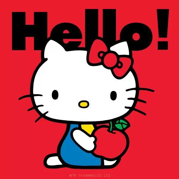 600x600 Pin By Ada Grover On Hello Kitty Hello Kitty, Kitty