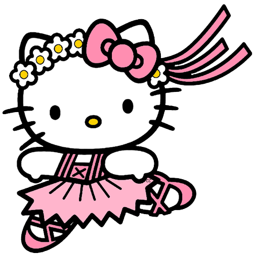 500x507 Collection Of Hello Kitty Clipart High Quality, Free