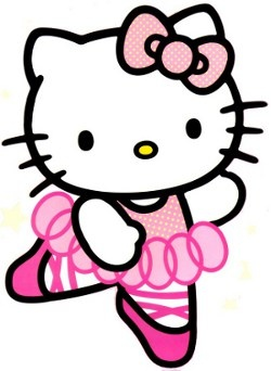 Hello Kitty Birthday Clipart