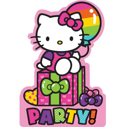 500x500 Hello Kitty Birthday Party Supplies Canada