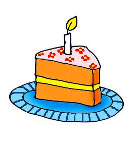 265x281 Birthday Cake Birthday Clip Art And Free Graphics