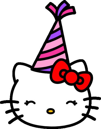407x518 Happy Birthday Hello Kitty By Amis0129 On Clipart