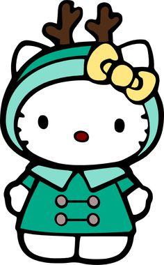 236x380 Hello Kitty Christmas Clipart 101 Clip Art