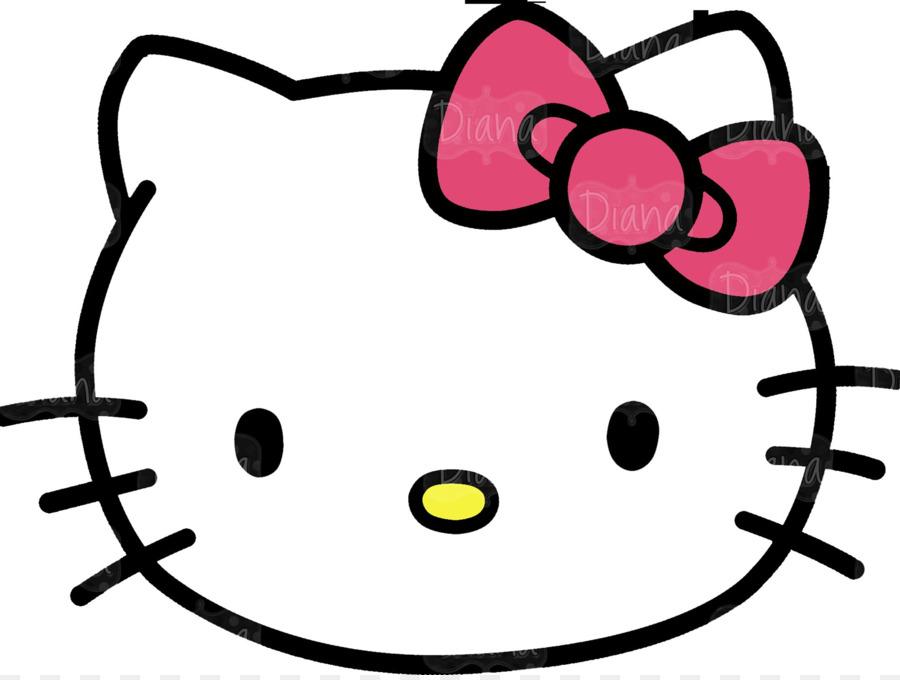 900x680 Hello Kitty Logo Kitten Clip Art